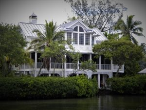 Private Island Home - Water Loss
